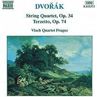 Dvorak: String Quartet, Op. 34 / Terzetto, Op. 74
