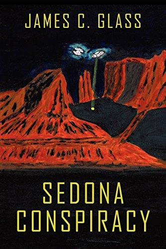 Sedona Conspiracy Cover Image