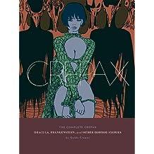 Crepax: Dracula, Frankenstein, And Other Horror Stories (Complete Crepax)