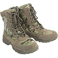 Mil-Tec Tactical Army Boots with Side Zip