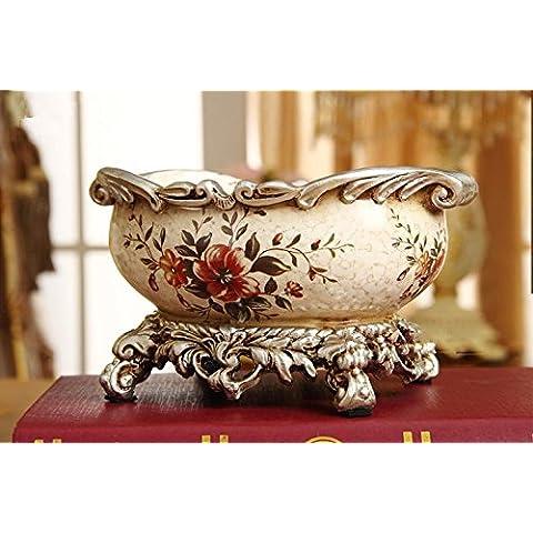 GG Continental Palace Garden/cenicero/creative living comedor hogar decoraciones y ornamentos/resina/cerámica decoración de moda ,