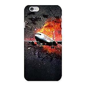 Enticing Premier Blast Plain Multicolor Back Case Cover for iPhone 6 6S
