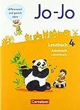 Jo-Jo Lesebuch - Allgemeine Ausgabe - Neubearbeitung 2016: 4. Schuljahr - Arbeitsheft Lesestrategien