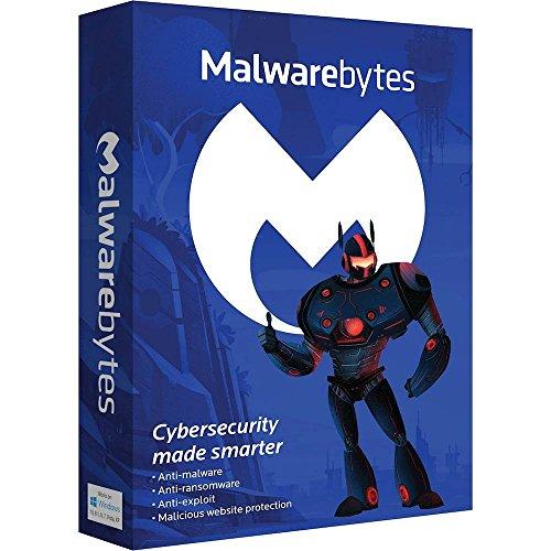 Price comparison product image Malwarebytes 98214 3.0 Premium 1 Year 3 PC Security Program