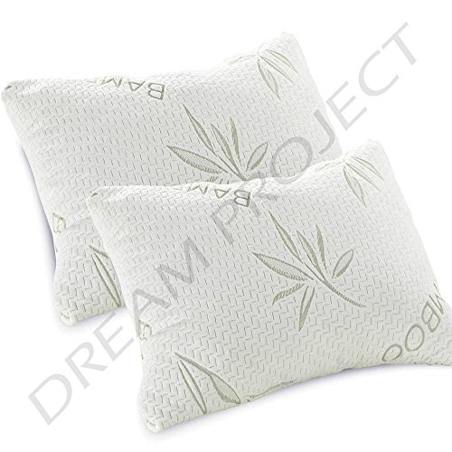 2-x-memory-foam-bamboo-pillows-luxury-firm-head-neck-support-orthopaedic-bamboo-pillow