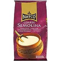 1,5 kg Natco grueso Sémola (paquete de 1,5 kg)