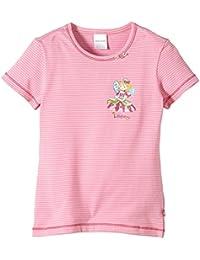Schiesser - Camiseta interior de manga corta para niña