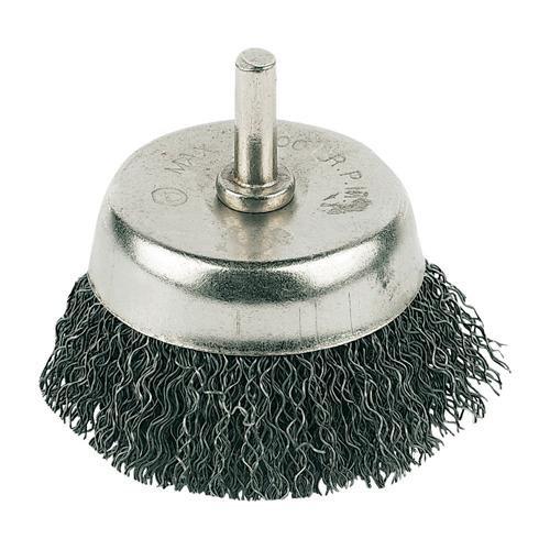 50 mm Rotary fil en acier brosse coupe – Retrait rouille, préparation de soudage