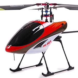 Walkera - Dragonfly 4g1b - 2.4ghz - Helicopteres RC - Kits Helico R-C