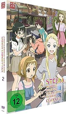 Stella Women's Academy - Mediabook Vol. 2