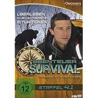Abenteuer Survival - Staffel 4.1 [2 DVDs]