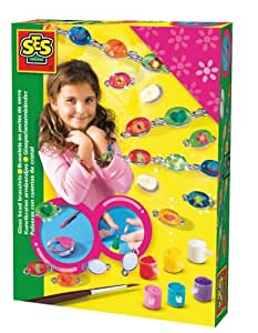 SES creative 00975 - Glasperlen Armbänder