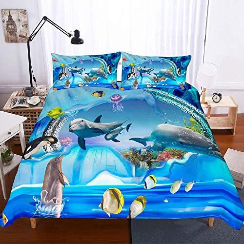 Delfine Und Andere Motive Günstige Bettwäsche Online