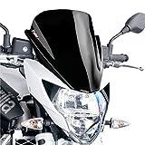 Racingscheibe Puig Aprilia Shiver 750 10-16 schwarz