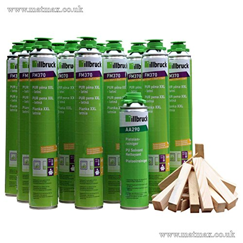 12pices-cales-en-bois-pu-ajustement-extensible-fill-fix-pistolet-en-mousse-de-qualit-880ml-65l-illbr