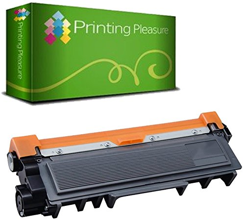 Printing Pleasure TN2320 Toner Compatibile per Brother HL-L2300D L2320D L2340DW L2360DN L2365DW L2380DW DCP-L2500D L2520DW L2540DN L2560DW MFC-L2700DW L2720DW L2740DW, Nero