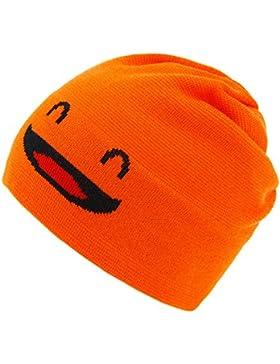 Eisbär Sombrero De Punto Para Niños Gorro Invierno Beanie Productos Marca Merina (EB-71003-W17-JU0) incl. EveryHead-Hutfibel