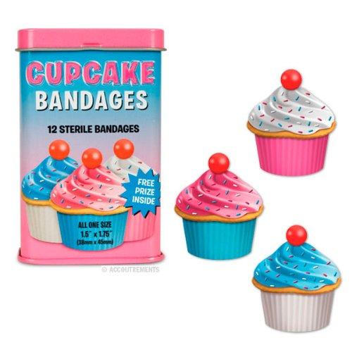 cupcake-bandages-band-aid-set
