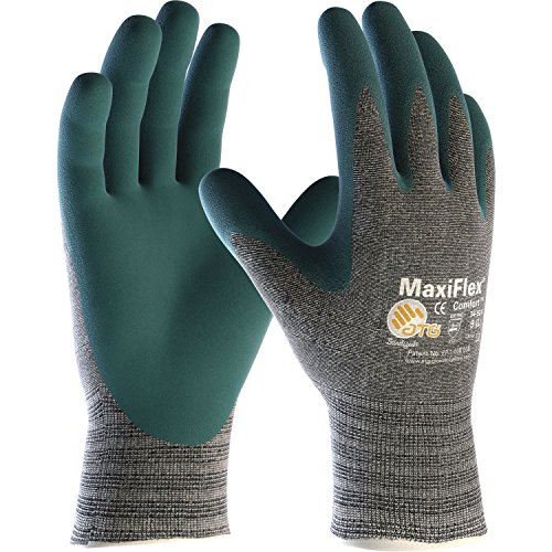 Preisvergleich Produktbild ATG Schutzhandschuh Maxiflex Comfort 924 Gr.10 EN388 Kategorie II