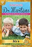 Kinderärztin Dr. Martens Jubiläumsbox 4 – Arztroman: E-Book: 19 - 24