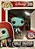 Funko - Figurine Nightmare Before Christmas - Seated Sally NYCC 2016 Pop 10cm - 0889698112468