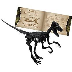 10-piece 3D dinosaur puzzle Velociraptor