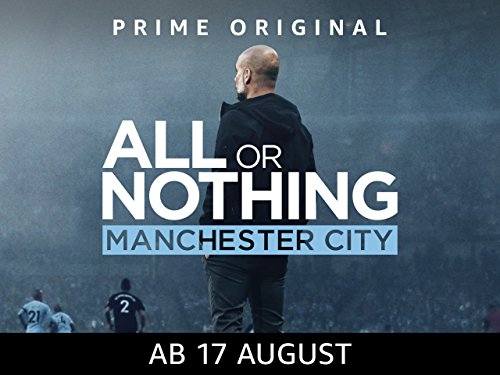 All or Nothing: Manchester City - Trailer