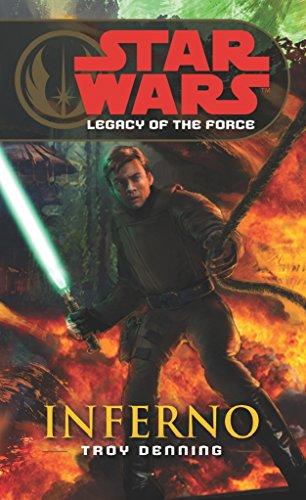 Star Wars: Legacy of the Force VI - Inferno por Troy Denning
