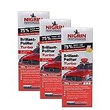 Nigrin 3X 72960 Performance Brillant-Politur Turbo 500 ml