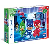 Clementoni 24488 - Puzzle 24 Maxi Pj Masks