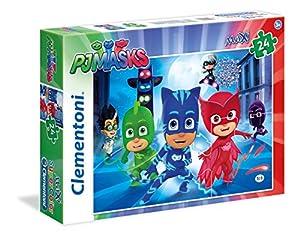 Clementoni 24488 - Rompecabezas (Rompecabezas para Suelo, Dibujos, Preescolar, 3 año(s), 5 año(s), Multicolor)