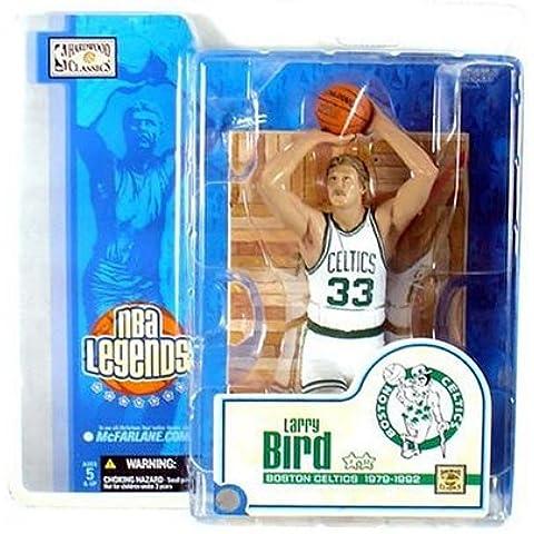 Larry Bird raro: Jersey NBA Boston Celtics Variant Chase supplente