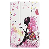 Image of Tablethutbox Pu Leather Folio Case Cover For Acer Iconia Tab 10 A3 a40 Acer Iconia One 10 B3 a30 design 3