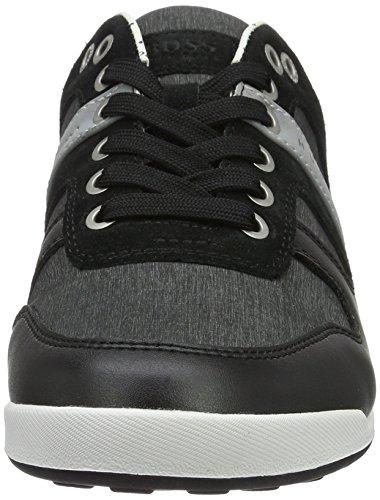 Boss Green Arkansas, Sneakers Basses Homme Noir (Black 001)