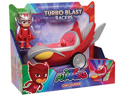 PJ Masks Vehículo Turbo - Buhíta (Bandai 24977)