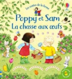 Poppy et Sam - La chasse aux oeufs - Les contes de la ferme