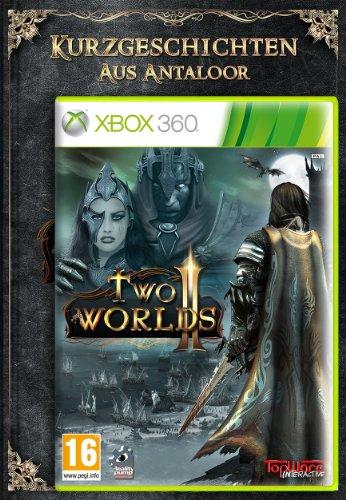 Two Worlds II [Xbox 360] inkl. Novellen [Kurzgeschichten aus Antaloor] (Xbox 360 Spiel Two Worlds)