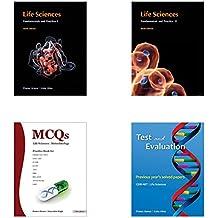 Pathfinder Academy : CSIR-JRF-NET Life Sciences Four Book Combo Set