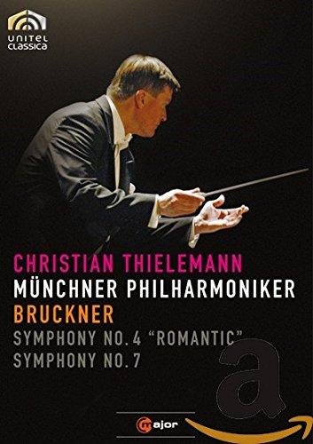 Bruckner : Symphonie n° 4, 7. Thielemann. [Import italien]