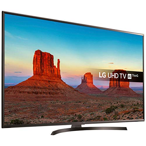 LG 55 INCH 55UK6400PLF SMART ULTRA HD TV WITH HDR