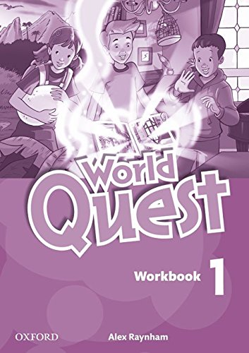 World Quest 1. Workbook