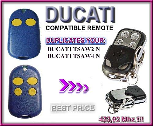 ducati-tsaw2-n-ducati-tsaw4-n-43392mhz-compatibile-telecomando-radiocomando-43392mhz-clonare-clone