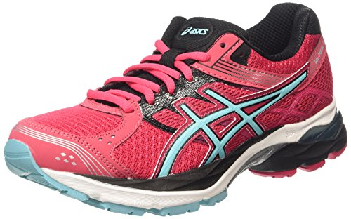 ASICS Gel-Pulse 7, Women's Running Shoes, Pink (Azalea/Spring Bud/Black 2187), 6 UK