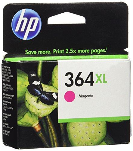HP CB324EE NO.364XL Photosmart D5460 Hi.cap. Inkjet / getto d'inchiostro Cartuccia originale