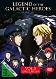 Legend of the Galactic Heroes: Die Neue These Vol.3 + Sammelschuber [Limited Edition]