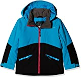 Ziener Kinder AMIGE jun (Jacket ski) Skijacke, Black, 116
