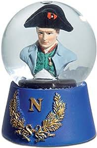 Boule de neige figurine Napoléon