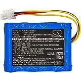 cellePhone Batterie Li-ION Compatible avec Husqvarna Automower 310 315 - Gardena Sileno City 250 Sileno+ (Remplacement pour 584 85 28-01) - 2600 mAh