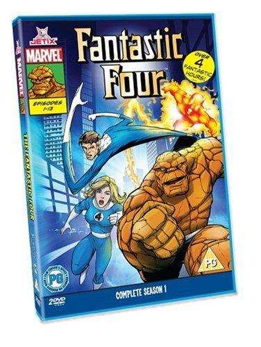 Fantastic-Four-Complete-Season-One-Marvel-Originals-Series-90s-DVD-1995