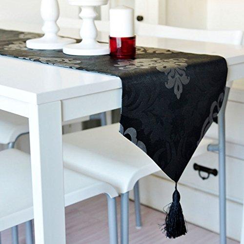 ische tischläufer/barock,style,classic],pattern table-flag-B 30x45cm(12x18inch) (Jute-netzgewebe)